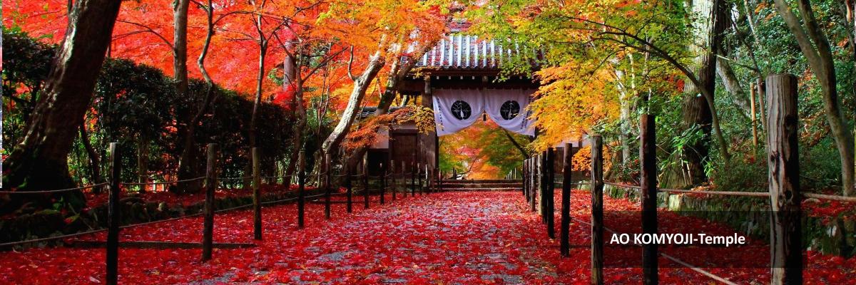 AO KOMYOJI-Temple